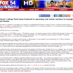 Fox 54 Columbus Jan 2015