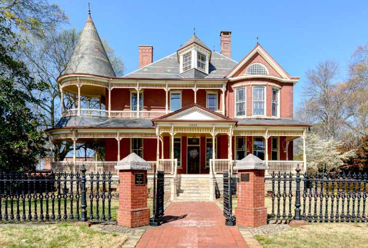 Historic College Park Home Featured In Upcoming Real Estate