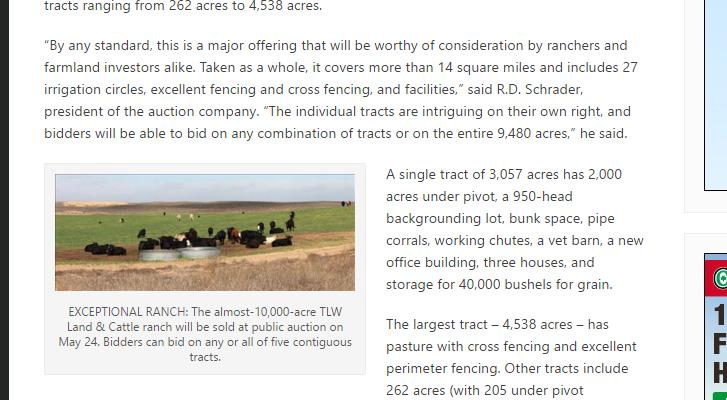 Kansas Farmer - TLW