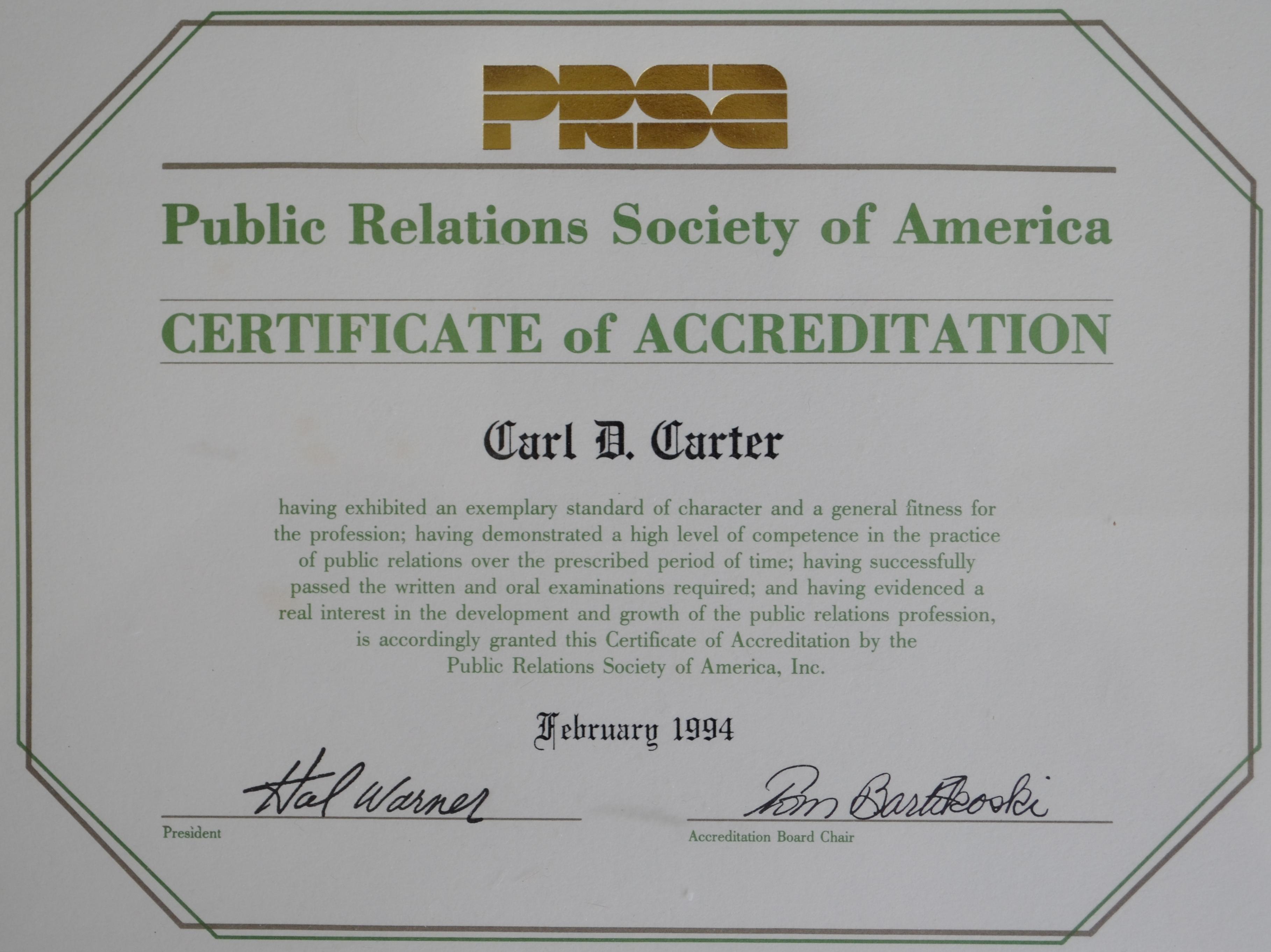 Carl Carter Apr Amm Newmediarules