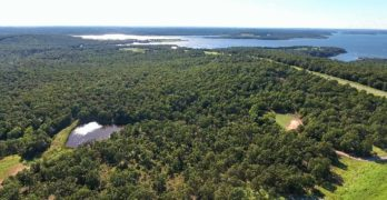 Land overlooking Skiatook Lake in Osage County set for September auction