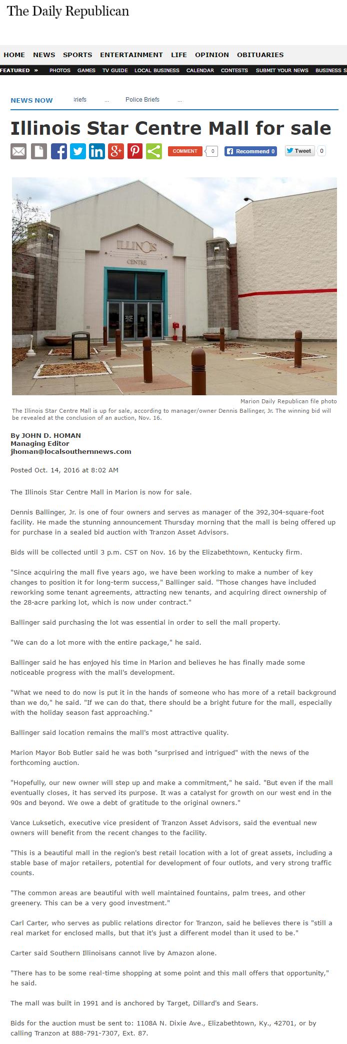 illinois-star-centre-mall-for-sale-news-the-daily-republican-marion-il-marion-il