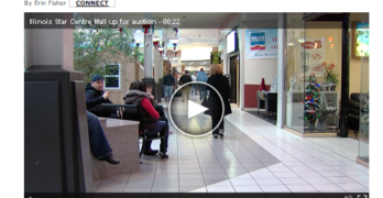 ABC station story on Illinois Star Centre Mall Auction